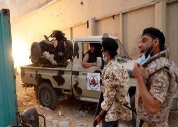 الوفاق الليبية تبدأ عملية لاستعادة مدن غربي طرابلس
