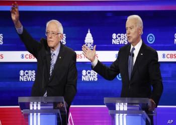 ساندرز يؤيد ترشيح بايدن في انتخابات أمريكا