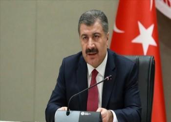 تركيا تشهد تراجعا في إصابات كورونا مقارنة بعدد التحاليل
