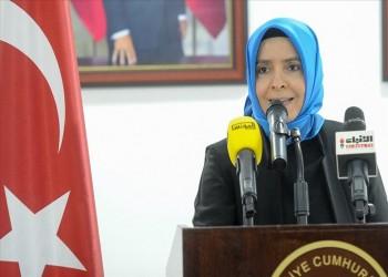 سفيرة تركيا: زودنا الكويت بـ10 ملايين كمامة