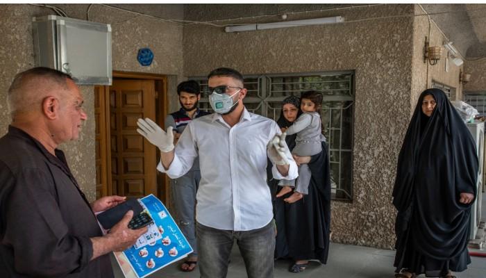 ن.تايمز: الوصم بالعار يعرقل الجهود العراقية لمكافحة فيروس كورونا
