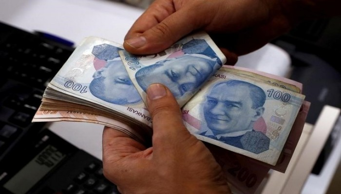 43.7 مليارات ليرة عجز الميزانية التركية في مارس