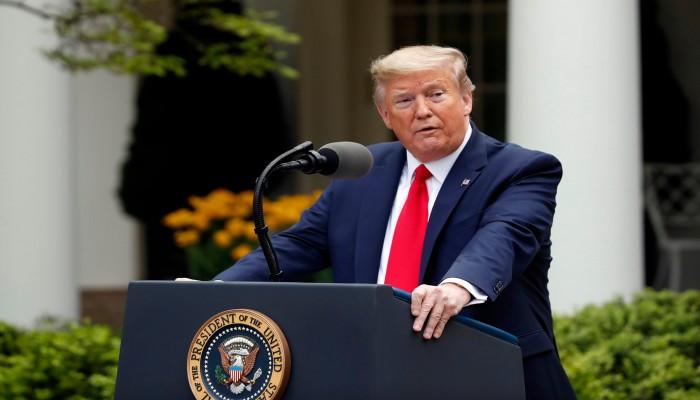 ترامب: أمريكا تحقق في فرضية تسرب كورونا من معمل بووهان