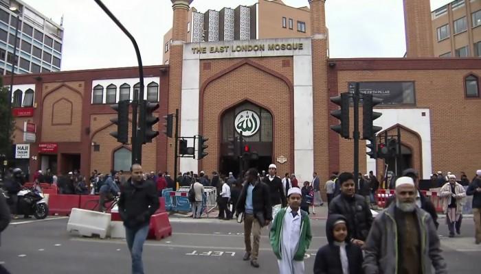 مسجد في لندن يرفع الأذان عبر مكبّرات الصوت منذ 1985