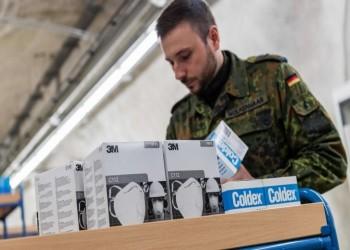 ألمانيا تنتج 50 مليون قناع واق أسبوعيا اعتبارا من أغسطس