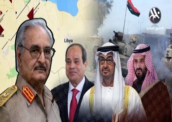 هزائم «مشروع الفوضى» في ليبيا