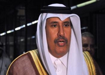 بن جاسم: شبكة الأمن الغذائي الخليجية خبر مضحك مبكي