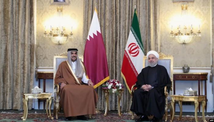 اتفاق قطري إيراني على التعاون بمجالات الطاقة والاستثمارات
