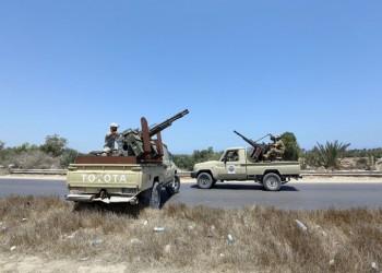الوفاق الليبية تطلق عملية عسكرية لتحرير ترهونة