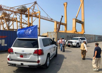 الحكومة اليمنية تطالب بعثة الأمم المتحدة بمغادرة الحديدة.. ما السبب؟