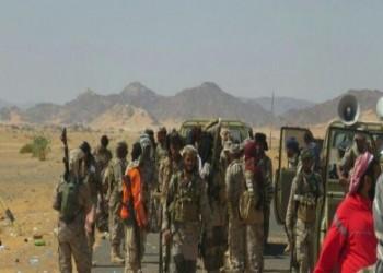 مجندون يمنيون يتظاهرون بمعسكر سعودي للمطالبة برواتبهم