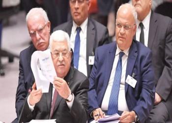 عباس مستعد لإرسال وفد إلى غزة لبحث المصالحة
