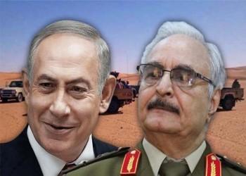 الخيط الإسرائيلي في المتاهة الليبية