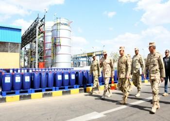 وثيقة.. شركات الجيش المصري تبيع المطهرات بأعلى من سعرها الرسمي 80%
