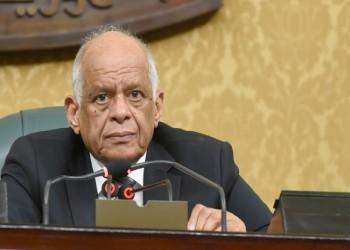 رئيس البرلمان المصري يدعو إلى تعليق سداد فوائد الديون الخارجية