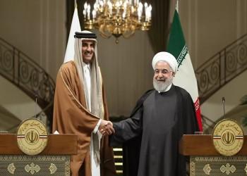 مهاتفا روحاني.. أمير قطر يدعو أمريكا لرفع العقوبات عن إيران