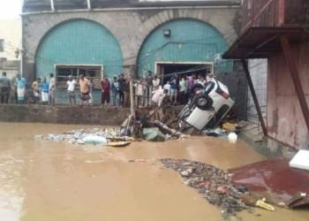 الحكومة اليمنية تباشر مهامها من عدن بعد أزمة السيول