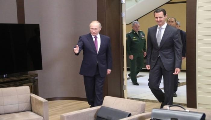 هجوم إعلامي روسي على الأسد.. ماذا وراء حملة طباخ الكرملين؟