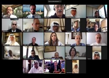 رجال أعمال أتراك وقطريون يبحثون التعاون لمواجهة كورونا