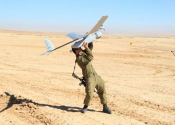 المقاومة تسقط طائرة إسرائيلية مسيرة وسط غزة