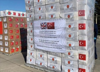 دبلوماسية الكمامات.. قوة تركيا الناعمة تغزو العالم