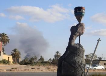 رايتس ووتش تكشف تفاصيل مجزرة الإمارات بمصنع بسكويت في ليبيا
