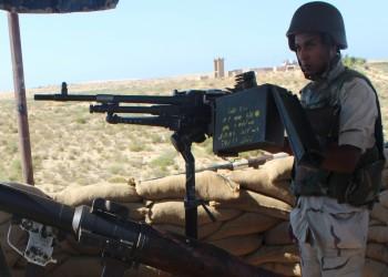 الجيش المصري يعلن مقتل مسلحين بشمال سيناء