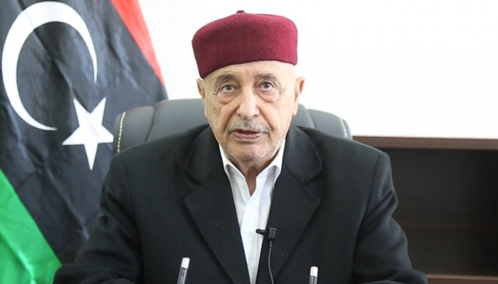 عقيلة صالح يعترف: دخول طرابلس شبه مستحيل - الخليج الجديد