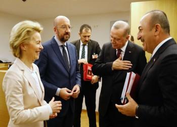 أردوغان يناقش خطوات ما بعد كورونا مع رئيسة المفوضية الأوروبية