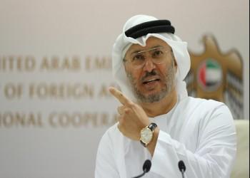 قرقاش يتحدث عن هجمة إقليمية شرسة على الإمارات والسعودية ومصر