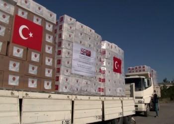 بومبيو ونواب أمريكيون يشكرون تركيا على المساعدات الطبية