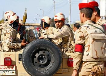 مصر تعلن مقتل 15 من عناصر الجيش في سيناء