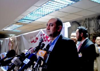 خالد علي للنائب العام: الحبس الاحتياطي وسيلة النظم التسلطية