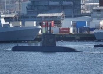 غواصة ألمانية ثالثة تنضم إلى الإسطول المصري