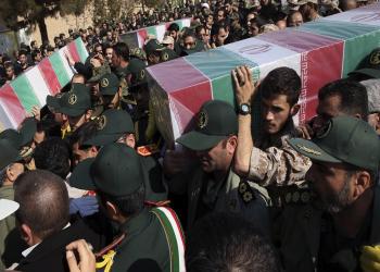 مقتل 3 من الحرس الثوري الإيراني باشتباك قرب حدود العراق