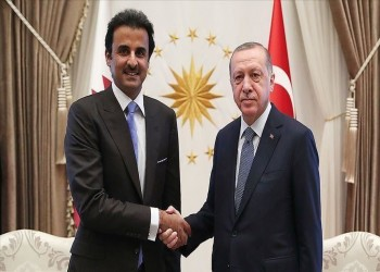 للمرة الثانية في رمضان.. اتصال هاتفي بين أردوغان وتميم