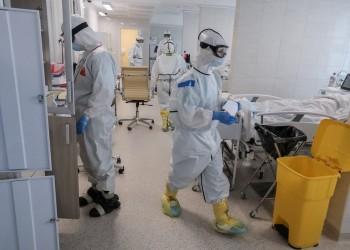 أكثر من 10 آلاف إصابة بكورونا في روسيا لليوم السادس على التوالي