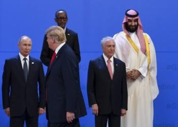 استراتيجية بن سلمان تهدد علاقة السعودية مع روسيا وأمريكا