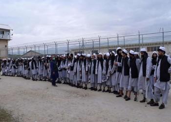 إطلاق سراح 150 سجينا من طالبان أفغانستان