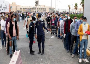 الكويت تعزل 92 مصريا للاشتباه في إصابتهم بكورونا