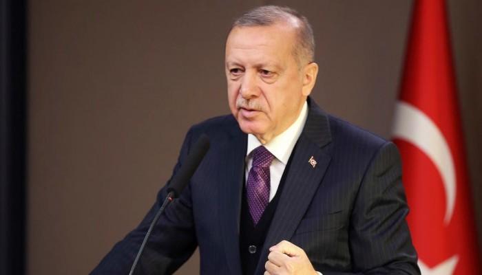 أردوغان يطالب الاتحاد الأوروبي بوقف التمييز ضد تركيا