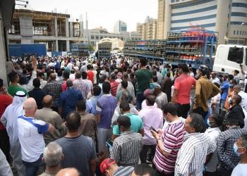 غضب بالكويت بسبب زحام الأسواق قبل الحظر الكلي (فيديو وصور)
