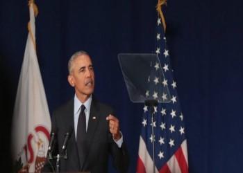 أوباما: إدارة ترامب للوباء كارثة فوضوية بشكل كامل