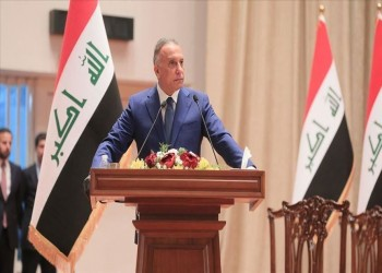 الكاظمي: حريصون على تطوير العلاقات مع تركيا