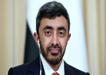 الإمارات ترفض مخططات إسرائيل لضم أراض فلسطينية