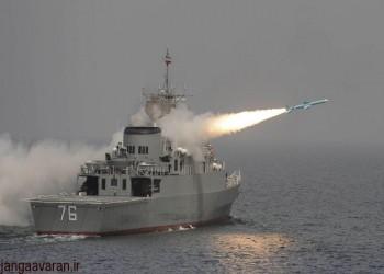 أنباء عن مقتل عشرات من البحرية الإيرانية بنيران صديقة (فيديو)