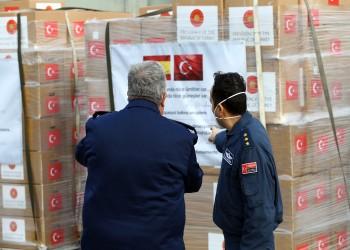 تركيا تحاول إنعاش علاقاتها المتوترة بالمساعدات الطبية.. هل تستطيع؟