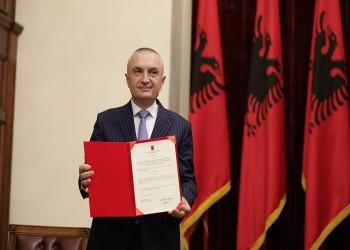 رئيس ألبانيا يصادق على اتفاقية تعاون عسكري مع تركيا
