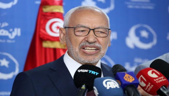 مصدر ينفي حل الغنوشي المكتب التنفيذي لحركة النهضة التونسية