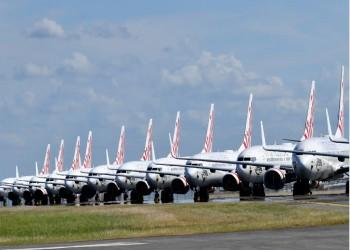 رئيس بوينج: شركة طيران أمريكية كبرى قد تعلن إفلاسها جراء كورونا